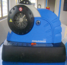 High Performance Imported Crimping Machines